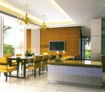 Dining Room Design-Modern Style-3