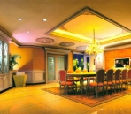 Luxury Dining Room in a villa (include materials