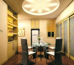 Dining Room-warm and fragrant