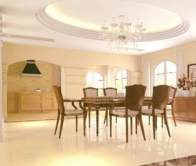 Dining Room-Neo-Classic include materials pics