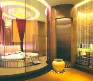Luxury Sauna Room