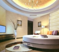 Round Bed, Round bedroom