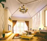 Un dormitorio en la Casa Rancho
