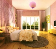 Bedroom Series-- Pink Fantasy