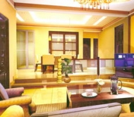 Et Dinging Living Room Design