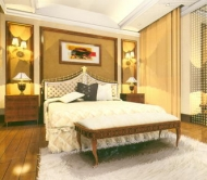 Neo-Classic Bedroom