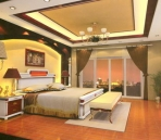 Royal Style Bedroom
