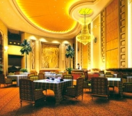 Restaurant Design_Palatial Dining Hall