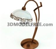 Lampe de Table _ chinois Classic