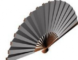 Chinese Traditional Promotion Fan