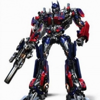 Transformers Character ModelsOptimus Prime