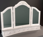 European mirror 3D Model of 4