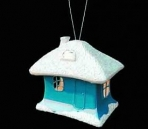 3D model of the snow house, a small jewelry