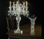 Crystal table lamp Model 02
