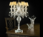Crystal table lamp Model 03