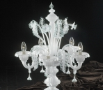 Crystal table lamp Model 06