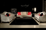 Luxury European-style sofa 3D Models