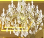 Modern crystal chandelier Model-20