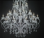 Modern crystal chandelier Model-19