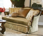 Continental Double sofa model of classical
