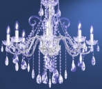 Modern crystal chandelier Model-31