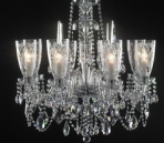 Modern crystal chandelier Model-35