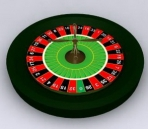 Roulette Game Model