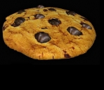 3D Model of delicious cookies