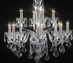 Modern crystal chandelier Model48-5
