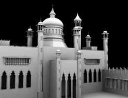 Arab Style Architecture