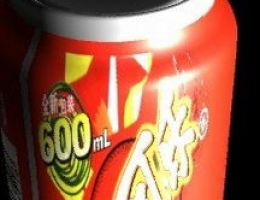 A can of coke