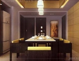 luxurious kitchen room
