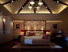 calm and elegance bedroom