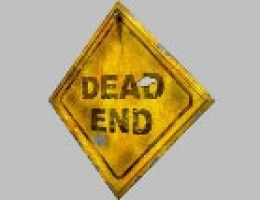 Signpost Dead End