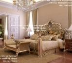 Abteilung im europäischen Stil Luxus Schlafzimmer Licht