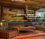 Arabischen Stil Wohnzimmer